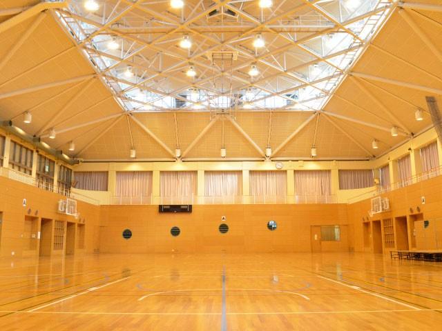 大体育室1