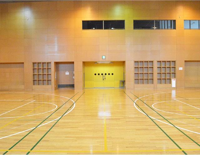 小体育室2