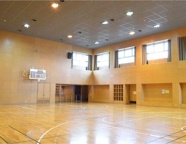 小体育室4