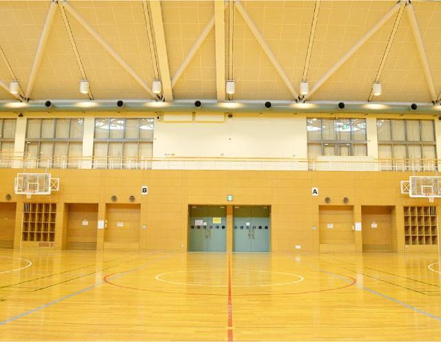 大体育室2