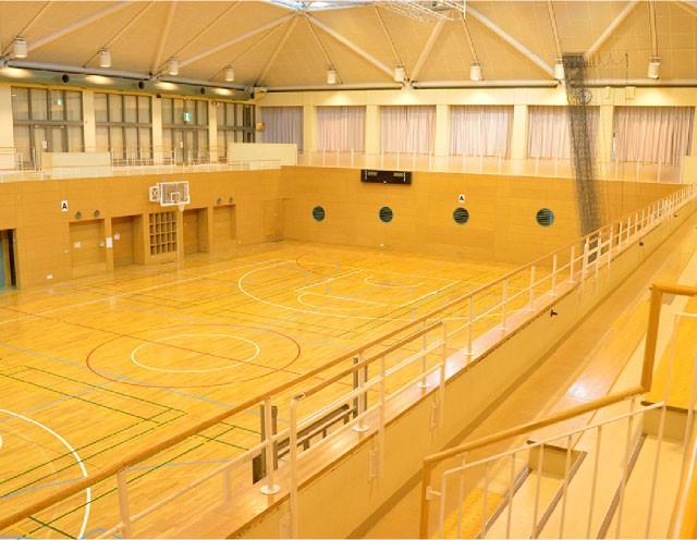 大体育室4