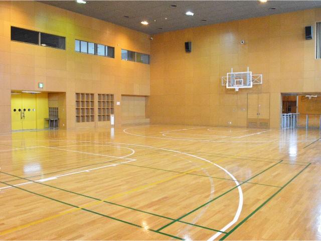 小体育室1