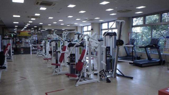 トレーニング室1